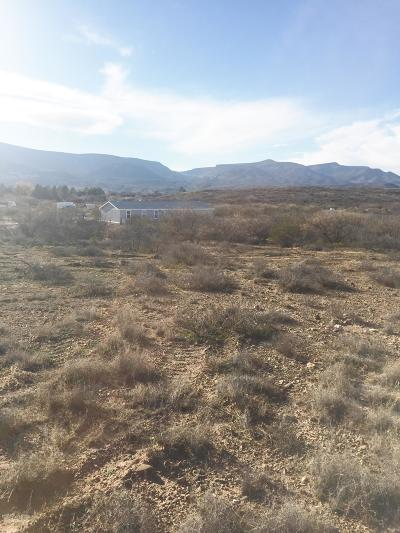 Camp Verde Residential Lots & Land For Sale: E Sayla Lane