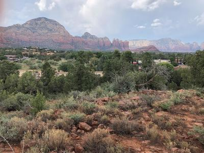 Sedona Residential Lots & Land For Sale: 2800 Lem Drive