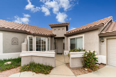 Cornville Single Family Home For Sale: 470 S. Camino De Encanto