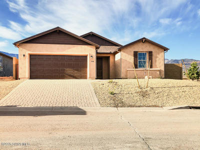 Clarkdale Single Family Home For Sale: 600 Tapco Lane
