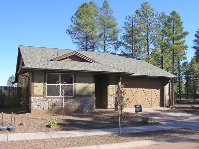 Flagstaff Single Family Home For Sale: 2494 W Pollo Circle #271