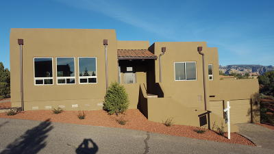 Sedona Single Family Home For Sale: 2400 Mule Deer Rd