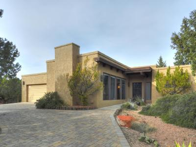 Sedona Single Family Home For Sale: 265 San Miguel Drive
