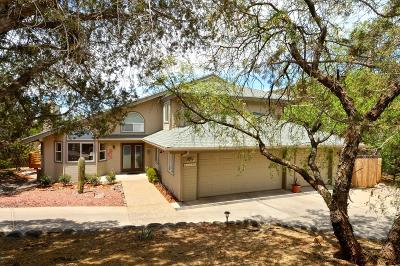 Sedona Single Family Home For Sale: 179 Lake Drive