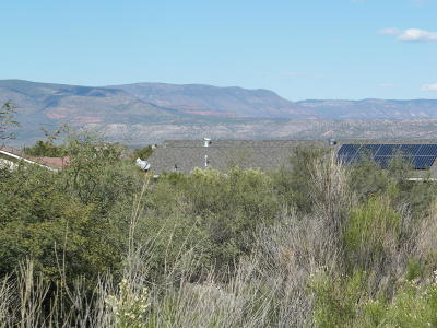Clarkdale Residential Lots & Land For Sale: 661 Shadow Canyon Drive