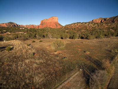 Sedona Residential Lots & Land For Sale: 1525 Lee Mountain Rd