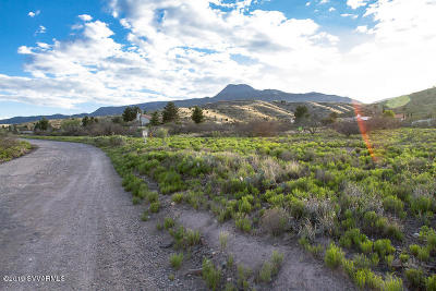 Clarkdale Residential Lots & Land For Sale: Minerich Rd