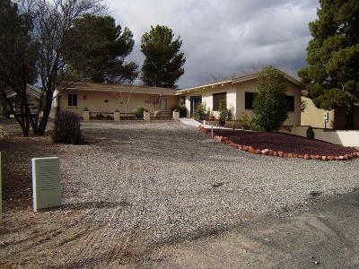 Cottonwood AZ Single Family Home For Sale: $310,000
