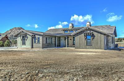Prescott AZ Single Family Home For Sale: $975,000