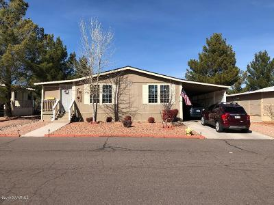 Cottonwood AZ Mobile/Manufactured For Sale: $89,000