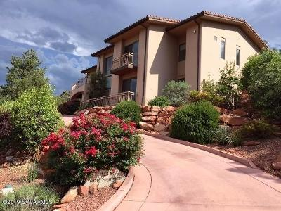 Sedona Single Family Home For Sale: 138 Les Springs Drive
