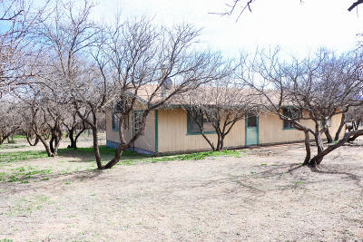 Yavapai County Single Family Home For Sale: 1770 E Fishermans Rd