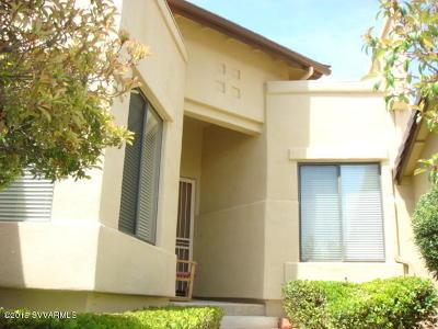 Sedona Condo/Townhouse For Sale: 20 Canyon Creek Lane