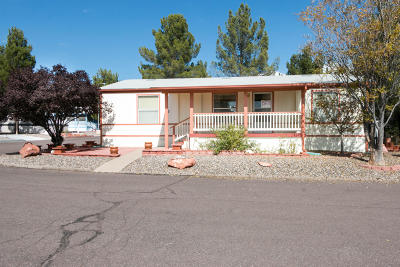 Cottonwood AZ Mobile/Manufactured For Sale: $92,900