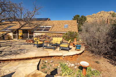 Sedona Single Family Home For Sale: 224 Quail Hollow Drive