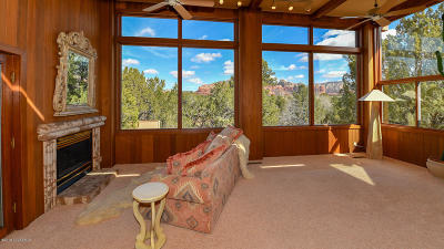 Sedona Single Family Home For Sale: 500 Foothills S Drive