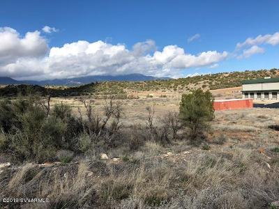 Cottonwood AZ Residential Lots & Land For Sale: $1,350,000