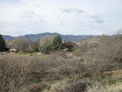Cottonwood Residential Lots & Land For Sale: 2102 S Arrowhead Lane