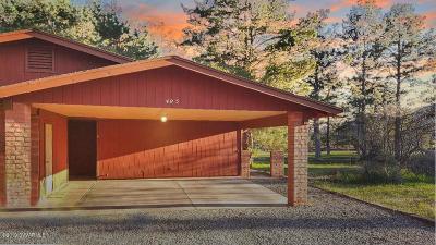 Sedona Multi Family Home For Sale: 405 Fairway Oaks Drive