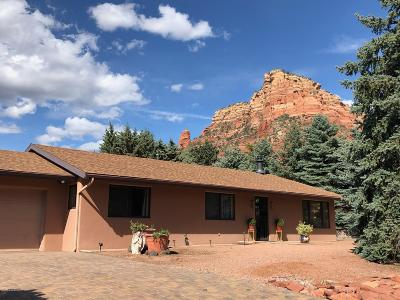 Sedona Single Family Home For Sale: 234 Meadow Lark Drive
