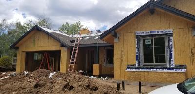 Prescott Single Family Home For Sale: 2520 Stoney Creek Drive