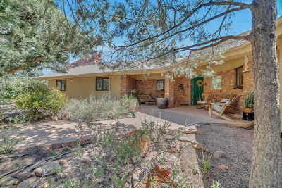 Sedona Single Family Home For Sale: 275 Canyon Shadows Drive
