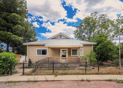 Clarkdale Single Family Home For Sale: 711 Third North St