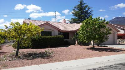 Clarkdale Single Family Home For Sale: 361 Casner Drive