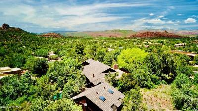 Sedona Single Family Home For Sale: 225 Red Rock Drive