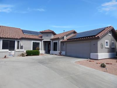 Cornville Single Family Home For Sale: 410 S Camino De Encanto