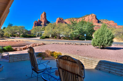 Sedona Single Family Home For Sale: 165 Bell Rock Blvd