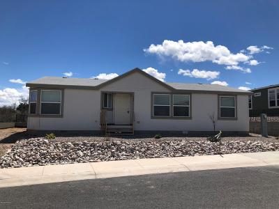 Yavapai County Mobile/Manufactured For Sale: 289 Boulder Lane