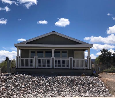 Yavapai County Mobile/Manufactured For Sale: 421 Boulder Lane