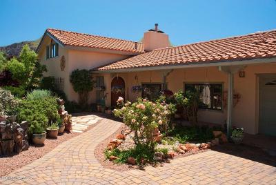 Sedona Single Family Home For Sale: 40 Bobcat Court
