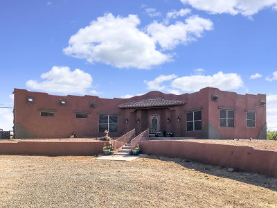 Cornville Single Family Home For Sale: 10720 E Sundance Lane