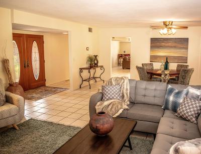 Sedona Single Family Home For Sale: 10 Montazona Tr