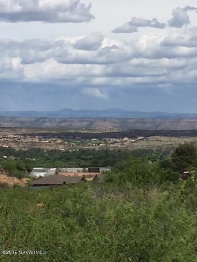 Cottonwood Residential Lots & Land For Sale: 1438 S Camino Real