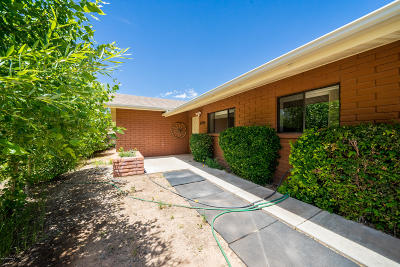 Yavapai County Single Family Home For Sale: 1740 S Loy Rd