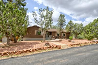 Sedona Single Family Home For Sale: 205 Hohokam Circle