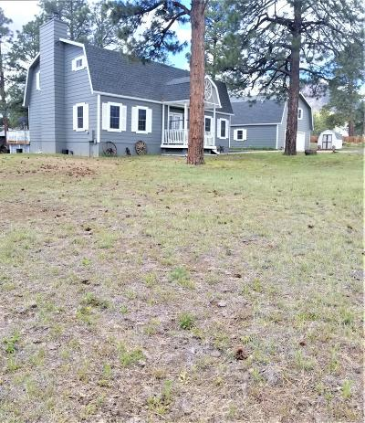 Flagstaff Single Family Home For Sale: 9650 Shadow Tr
