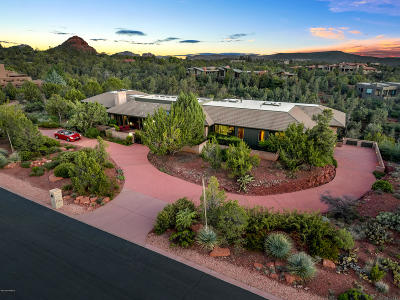 Sedona Single Family Home For Sale: 135 Desert Holly Drive