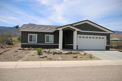 Clarkdale Single Family Home For Sale: 1711 Sable Ridge Rd