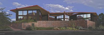 Sedona Single Family Home For Sale: 1 Bronco Court