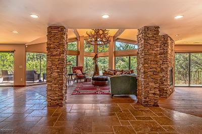 Sedona Single Family Home For Sale: 50 Canyon Shadows Drive