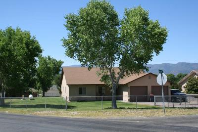 Camp Verde Single Family Home For Sale: 3455 E Phyllis Circle
