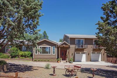 Sedona Single Family Home For Sale: 40 Chavez Ranch Rd