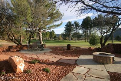 Sedona Single Family Home For Sale: 365 Fairway Oaks Drive