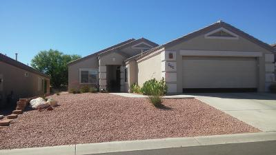 Cornville Single Family Home For Sale: 560 S Santa Fe Tr
