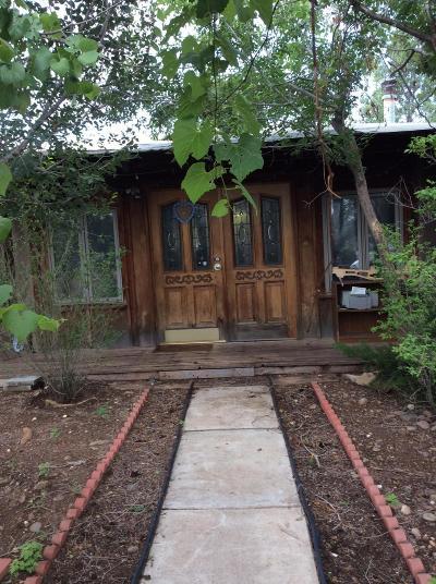 Camp Verde Single Family Home For Sale: 3395 S Stevens Rd #4