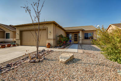 Camp Verde Single Family Home For Sale: 613 Hitching Post Drive